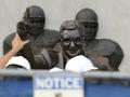 News video: Penn State Pres.: Statue an 'Open Wound'